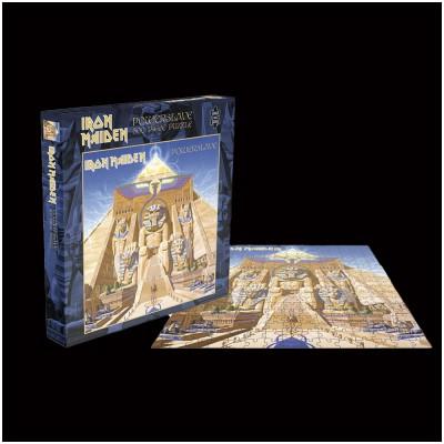 Iron Maiden Powerslave Rock Saws 500 piece Puzzle