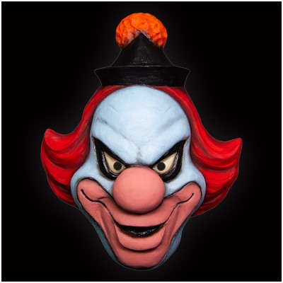 Scooby Doo Ghost Clown Vacuform Mask