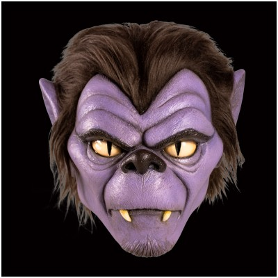 Scooby Doo Wolfman Mask