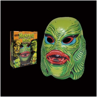 Super7 Universal Monsters Mask - Creature from the Black Lagoon (Green)