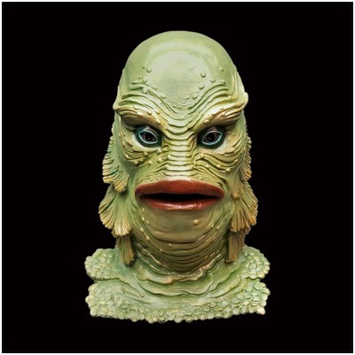 Universal Monsters - Creature from the Black Lagoon Mask