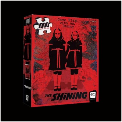 The Shining Come Play With Us 1000 Piece Puzzle