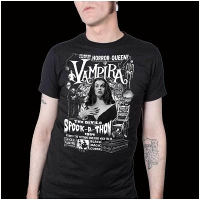 Vampira Spookathon T Shirt