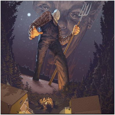 Waxwork Records Friday the 13th Part 2