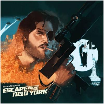 Waxwork Records - John Carpenter's Escape from New York