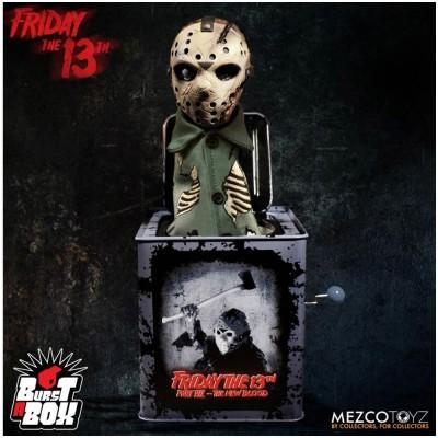 MEZCO Burst a Box : Friday the 13th Part 7 Jason Voorhees