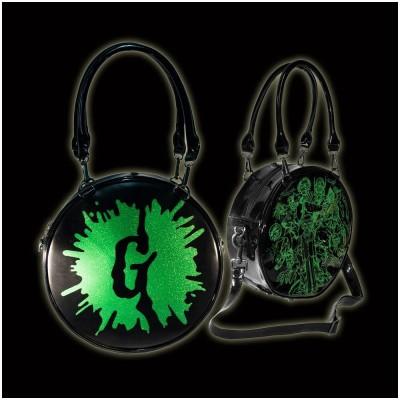 Kreepsville 666 Goosebumps G Splat Glitter Handbag