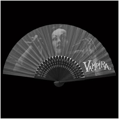 Kreepsville 666 Vampira Hand Fan