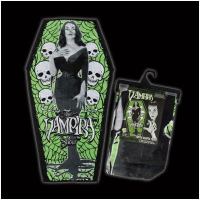 Kreepsville 666 Vampira Coffin Towel