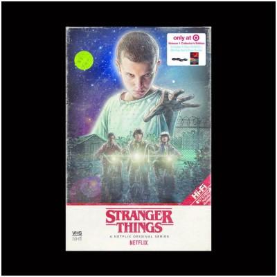 Stranger Things: Season 1 Collectors Edition 4K/UHD + Blu-Ray