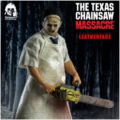 ThreeZero Texas Chainsaw Massacre 1/6 Scale Leatherface
