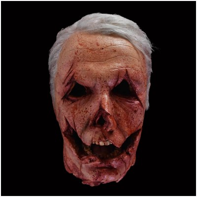 Halloween 2018 - Officer Francis Severed Head Prop