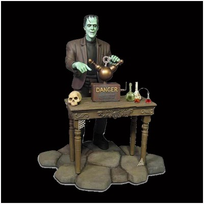 Moebius Herman Munster 1:10 Model Kit