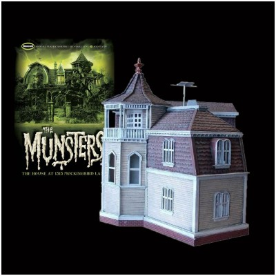 Moebius The Munsters House Model Kit