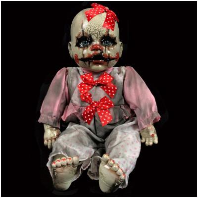 Deluxe OOAK Horror Doll - Dotty