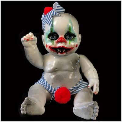 Deluxe OOAK Horror Doll - Little Smiler