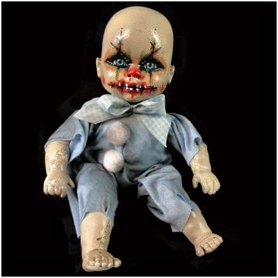 Deluxe OOAK Horror Doll - Zedd