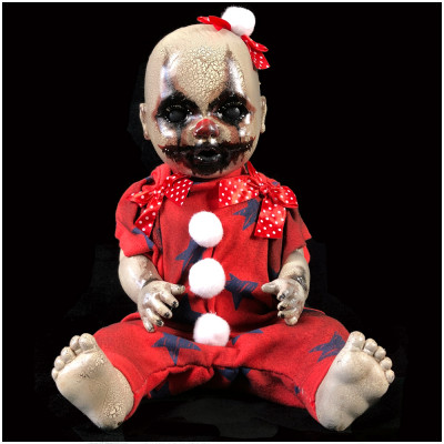 Deluxe OOAK Horror Doll - Silus
