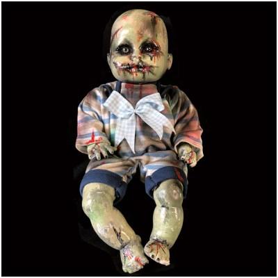 Deluxe OOAK Horror Doll - Daemon
