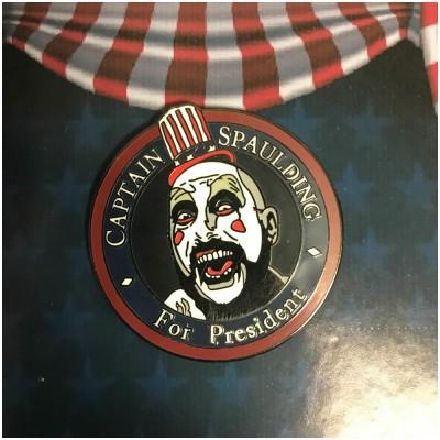 Deadend Toyz Captain Spaulding Pin