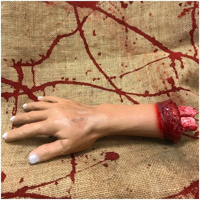 Bloody Severed Hand