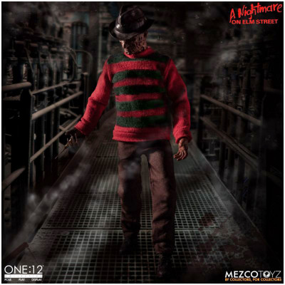 MEZCO One:12 Collective Freddy Krueger Figure