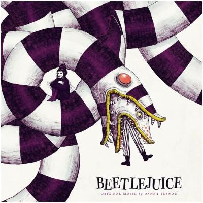 Waxwork Records Beetlejuice