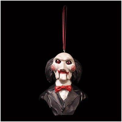 Holiday Horrors - Saw Billy Puppet Ornament