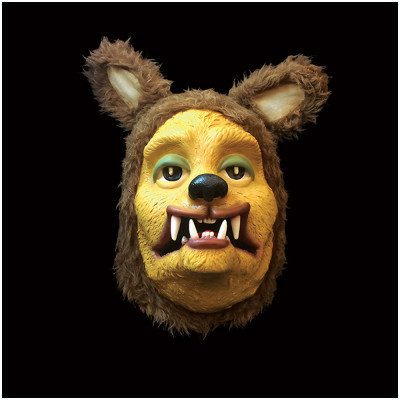 The Shining - Roger the Dogman Mask
