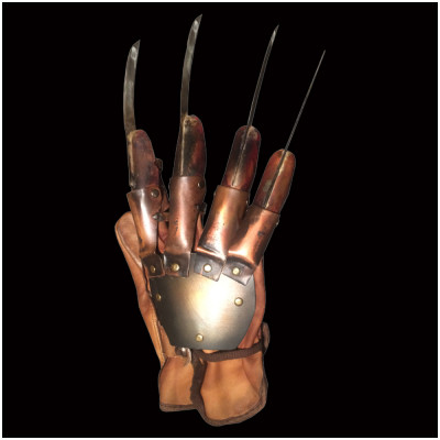 A Nightmare on Elm Street 3: Dream Warriors - Deluxe Freddy Krueger Glove