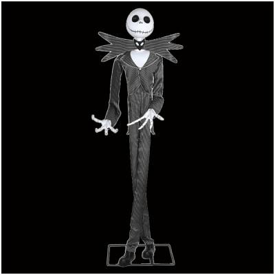 Nightmare Before Christmas Animated Jack Skellington