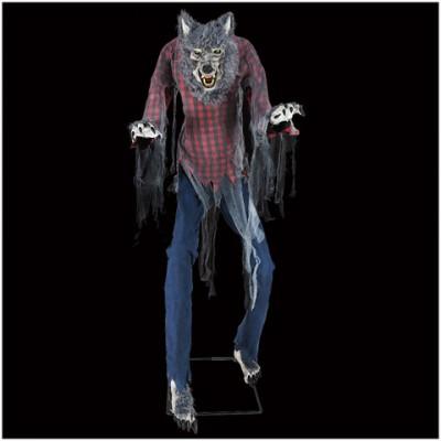 Prowling Werewolf Animated Figure