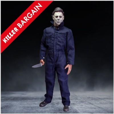 "Halloween 1978 Michael Myers 12"" Figure - KILLER BARGAIN"