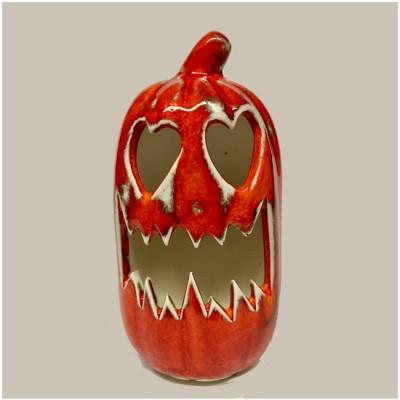 Bloody Valentine Mini Pumpkin - Scary