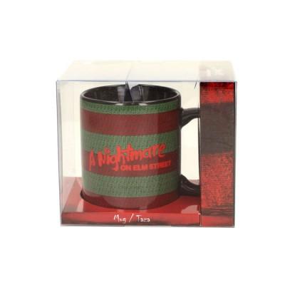 A Nightmare on Elm Street Freddy Mug