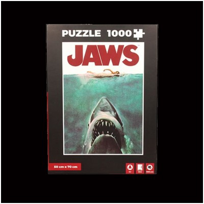 JAWS Movie Poster Jigsaw Puzzle