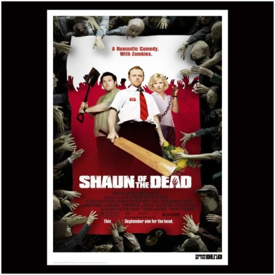 Shaun of the Dead Limited Edition Print