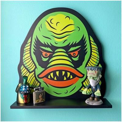 Sourpuss Creature Shelf