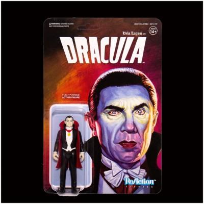 Super7 ReAction Figure - Universal Monsters - Dracula