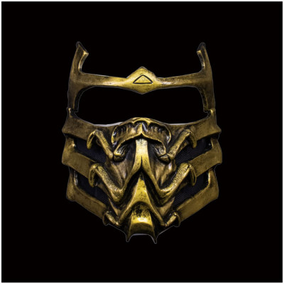 Mortal Kombat - Scorpion Mask