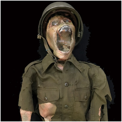 Corpsed Soldier