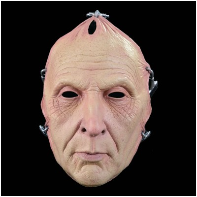 Saw Jigsaw Mask - Flesh