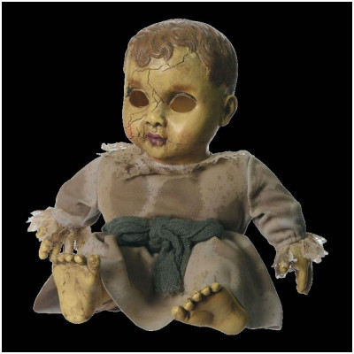 Haunted Halloween Doll