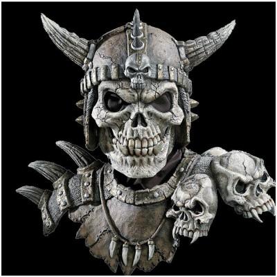 Kronos Skeleton Mask & Shoulders