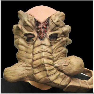 Alien Face Hugger Latex Mask