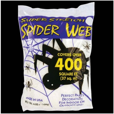 Giant Stretch Spiders Web