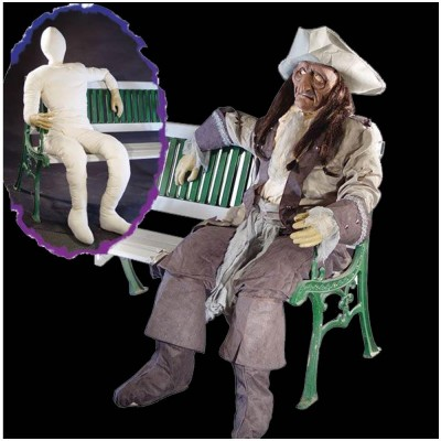Life size Dummy Prop POSEABLE