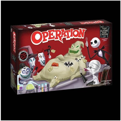 The Nightmare Before Christmas Operation