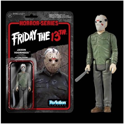 Funko Friday the 13th Jason Voorhees ReAction Figure