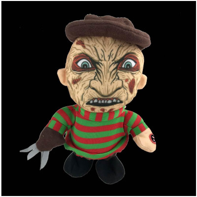 Freddy Krueger Tiny Terror Walking Plush